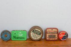 Vintage Tins!!