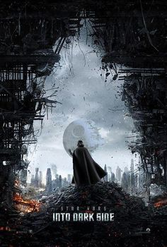"""Star Wars: """"Into Dark Side"""" so easily mocked.... what a terrible poster by the studios...."""