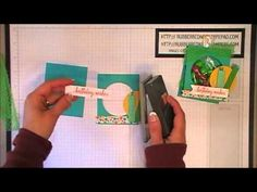 Rubber Redneck 6/$25 Club Project~Build a Birthday Party Favor - YouTube