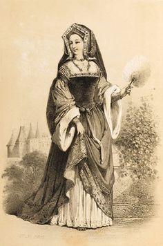 Katherine of Aragon by lnor19, via Flickr