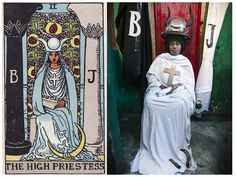 The Ghetto Tarot by Alice Smeets on 500px
