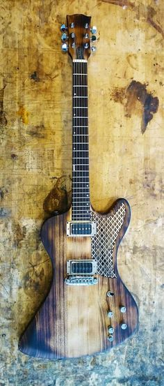 RigiD True Burst - DasViken guitars