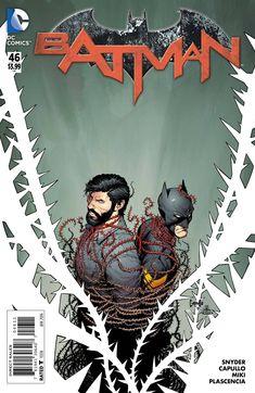 Dc Comics, Batman Comics, Dc Comic Books, Comic Book Covers, Batman And Superman, Batman Robin, Univers Dc, Greg Capullo, New 52