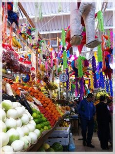 Reseña del mercado de la cruz, #Queretaro