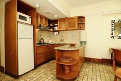 Kitchen - Three Bedroom Suites