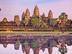 Es muss nicht immer Thailand sein, Kambodscha hat mindestens genauso viel zu bieten
