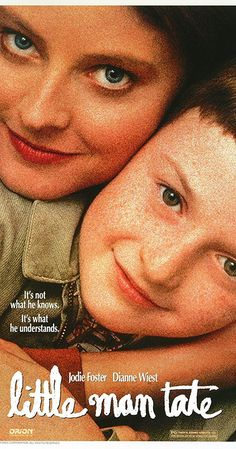 Directed by Jodie Foster.  With Jodie Foster, Dianne Wiest, Adam Hann-Byrd, Alex Lee. Dede is a sole parent trying to bring up her son Fred. When it is discovered that Fred is a genius, she is determined to ensure that Fred has all the opportunities that he needs, and that he is not taken advantage of by people who forget that his extremely powerful intellect is harboured in the body and emotions of a child.