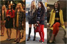Blair Waldorf fashion.