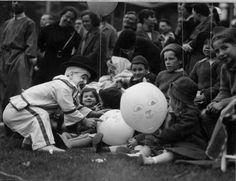 Clown, 1936.