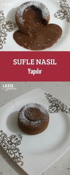 Sufle Nasıl Yapılır Delicious Food Image, Yummy Food, Dessert Recipes, Desserts, Waffles, Muffin, Food And Drink, Cooking Recipes, Pudding