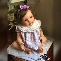 Reborn Lillian By Living Inspirations Nursery - Reborns.com