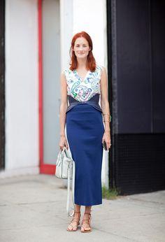 Street Style Spring 2013: New York Fashion Week