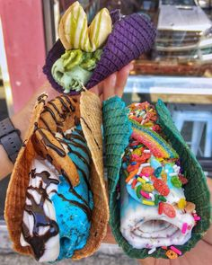 37 Best Rolled Ice Cream Tacos images  c7b3cc0e2a715