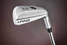 """November 22, 2013: """"Rapture D.I.: Custom Engineered for distance with a penetrating trajectory,"""" said Ping Golf (@PingTour) about its brand-new Rapture driving iron."""