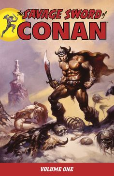Shawn G. #FridayReads Savage Sword of Conan #CybookReads
