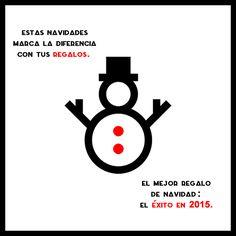#libro #book #regalo #navidad #2015 #exito #motivacion #rrhh #coaching #marcapersonal