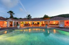 Check out this amazing Luxury Retreats beach property in St. Martin, with 4…