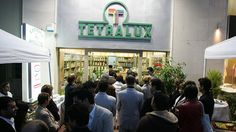 Εγκαίνια Χρωματοπωλείο ΚαλαμαριάςTetralux Stores Broadway Shows