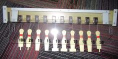 BROMLEY ROCK N' BOWL REDEMPTION GAME COMPLETE PIN ASSY. W/ PCB & SWITCHES, #3  #BROMLEY