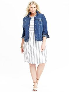 DG2 by Diane Gilman American Flag Denim Jacket - Blue | Flags ...