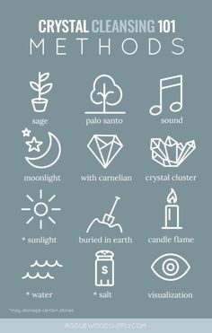 beneath-the-moon-and-sun:  Crystal Cleansing 101  rockmumbles