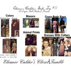 Eleanor Calder Style Tip #11