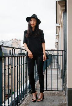 Fashion style streetwear