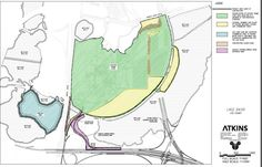 Site plans for Hollywood Studios expansion