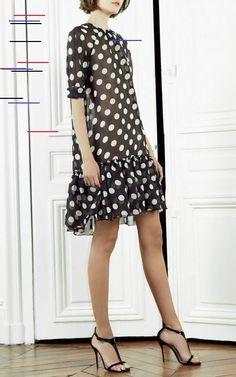 50+ Black and White Polka dot dresses Ideas 50+ Black and White Polka dot dresses Ideas 15