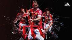 Das Heimtrikot von Adidas für Manchester United