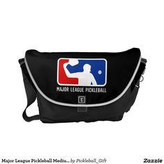 Major League Pickleball Medium Messanger Bag - Great Christmas gift idea! Use Code CYBRWEEKSALE for additional SAVINGS!