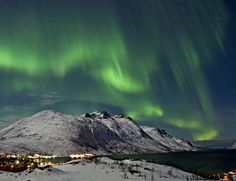 Anka's World: Tromsø Island, North Norway