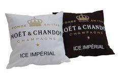 MOET pillows