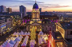 Dein weihnachtlicher Städtetrip nach Berlin - 3 Tage ab 84 €   Urlaubsheld
