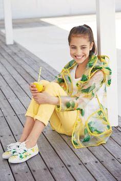 . Lemon Yellow, Lemon Lime, Tween Fashion, Latest Fashion For Women, Babies Fashion, Lime Sorbet, Pink Grapefruit, Shades Of Yellow, Ethereal