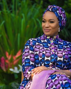 Samira Bawumia of Ghana is definitely classy style icon to keep up - Women's fashion interests African Blouses, African Lace Dresses, Latest African Fashion Dresses, African Print Fashion, Africa Fashion, African Attire, African Wear, African Style, Africa Dress