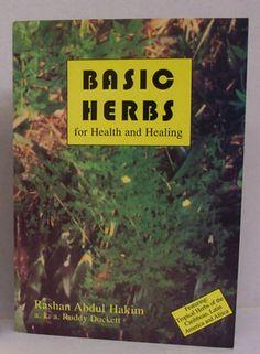 Basic Herbs Book