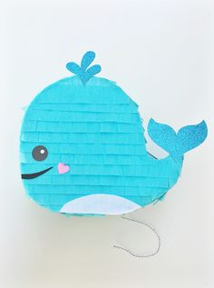 Babies are Whales of fun!! Perfect baby gift for a mommy who just had a Baby! Fill with favorite chocolates or some hospital essentials for mommy