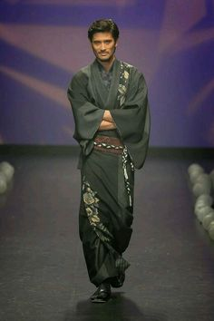 Japanese kimono for men
