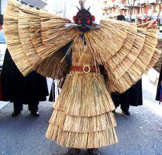 """Winter Masks or """"Caretos"""" or Festas dos Rapazes"""" , transiberical rituals"""