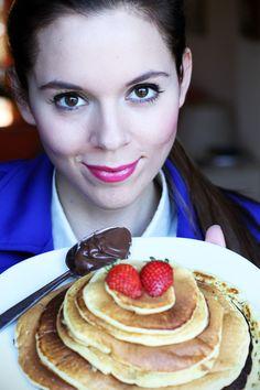 Ricetta pancake: una ricetta veloce e sfiziosa per la colazione o la merenda. Direttamente dalla tradizione americana dolcetti veloci e buonissimi