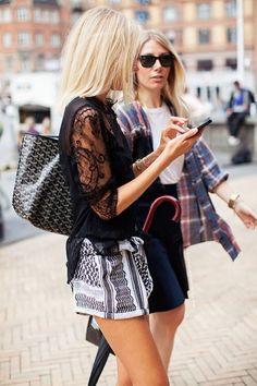 www.fashionclue.net | Fashion Tumblr, Street Wear & Models