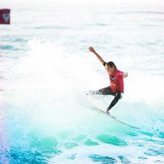 Congrats Sally Fitzgibbons, winner of the Roxy Pro France 2013!