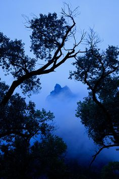 *Misty Twilight - Zion National Park, Utah (by Ian-Plant)