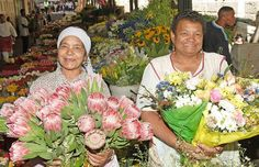 The flower sellers of Cape Town's Adderley Street are legendary. They have been an institution in the city for more than 150 years. Beautiful Stories, Most Beautiful Cities, Beautiful World, African Image, Out Of Africa, Plant Art, African Culture, Flower Market, Africa Travel
