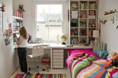 15 Cool And Wonderful Kids Room Design With Office Decorations | Home Design And Interior