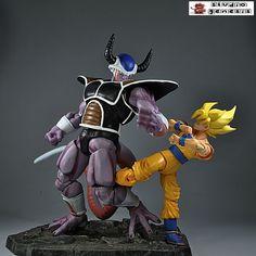 King Cold (Dragonball Z) Custom Action Figure #SonGokuKakarot
