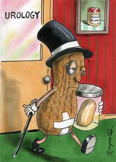 LOL...  nurses in urology would love this