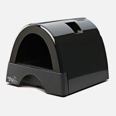 Black Designer Cat Litter Box – Tabby Shop