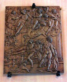 chateau d'ecouen - musee de la renaissance Salle 7: - MARS ET VENUS SURPRIS PAR LES DIEUX-